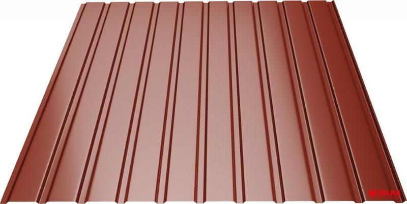 RAL 3009 - Roşu maroniu