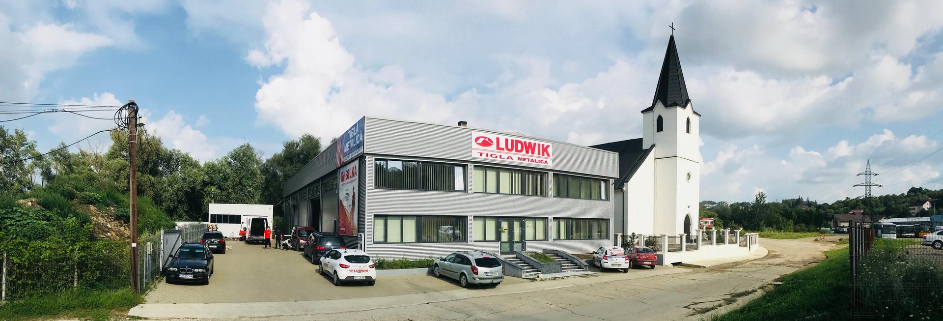 Ludwik sediu Panorama